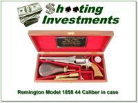 Remington Model 1858 44 Caliber Chiefs of Police commemorative