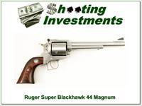 Ruger Super Blackhawk 7.5in 44 Magnum