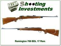 Remington 700 BDL 17 Remington Excellent Condition!