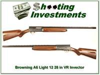 Browning A5 Light 12 28in Invector Vent Rib