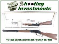 Winchester 1873 Short Rifle 357 Mag / 38 Spl 20""