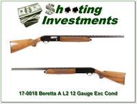 Beretta A L2 12 Gauge 28in Modified  Exc Condition!