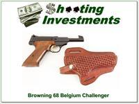 Browning FN Challenger 4.5in 68 Belgium Exc Cond!