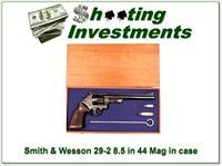 Smith & Wesson 29-2 44 Magnum 8 3/8 in case
