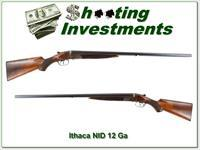 Ithaca NID Field Grade 12 Gauge 30 in nice wood