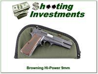 Browning Hi-Power 9mm in Excellent Condition