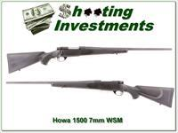 Howa 1500 as new 7mm WSM