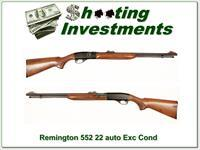 Remington Model 552 22 Semi-auto Exc Cond!