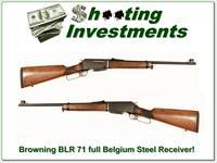 Browning BLR 308 '71 Belgium Exc Cond!