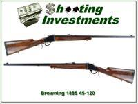 Browning 1885 28in Octagonal 45-120!
