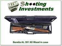 Beretta AL 391 Teknys Gold 12 Gauge 30in XX Wood!