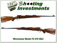 Winchester Model 70 1965 Red Letter 375 H&H collector!