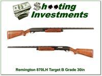 Remington 870 Left Handed Wingmaster 12 Ga B Grade Exc Cond!