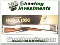 Browning 1895 30-40 Krag Unfired in box!