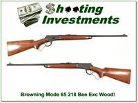 Browning Model 65 218 Bee!