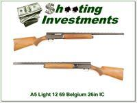 Browning A5 Light 12 69 Belgium 26in IC VR!