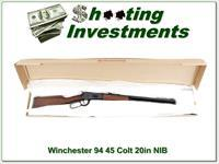 Winchester Model 94 Trails End 45 LC Colt unfired in box