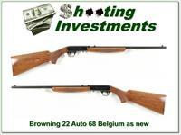 Browning ATD 22 Auto 68 Belgium collector!