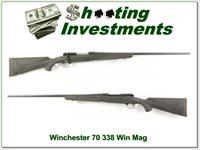 Winchester 70 Ultimate Shadow in 338 Win Mag unfired