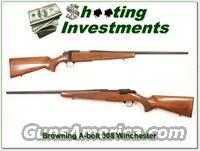 Browning A-bolt 308 Winchester