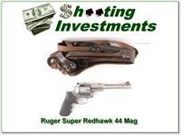 Ruger Super Redhawk Stainless 7.5in 44 Magnum