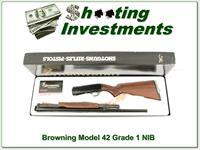 Browning Model 42 410 unfired and NIB Box!