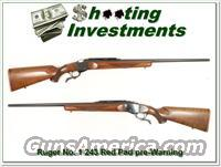 Ruger No. 1 B Sporter 243 Pre-Warning Exc Cond!