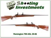 Remington 700 ADL 25-06 Remington