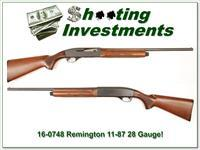 Remington 11-48 28 Gauge nice!