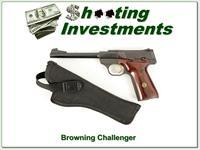 Browning Challenger II 6.75 in USA Made Exc Cond!
