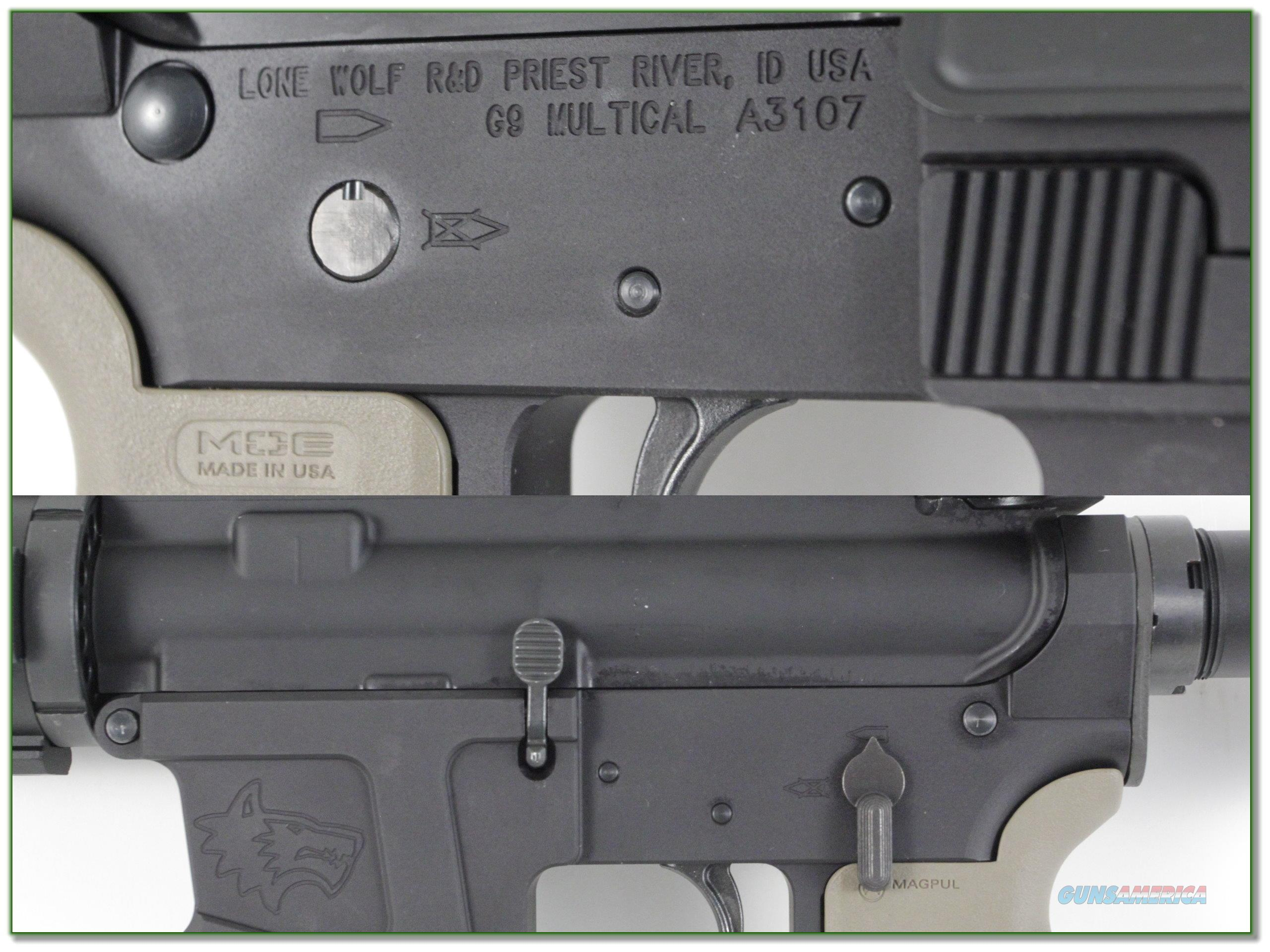 Lone Wolf G9 Glock 9mm Ar Rifle For Sale
