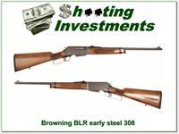 Browning BLR 308 Win early steel receiver