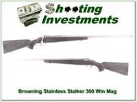 Browning A-Bolt Stainless Stalker 300 Win Mag