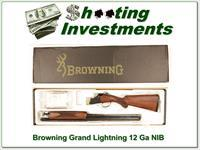 Citori Gran Lightning 12 Gauge 28in NIB!