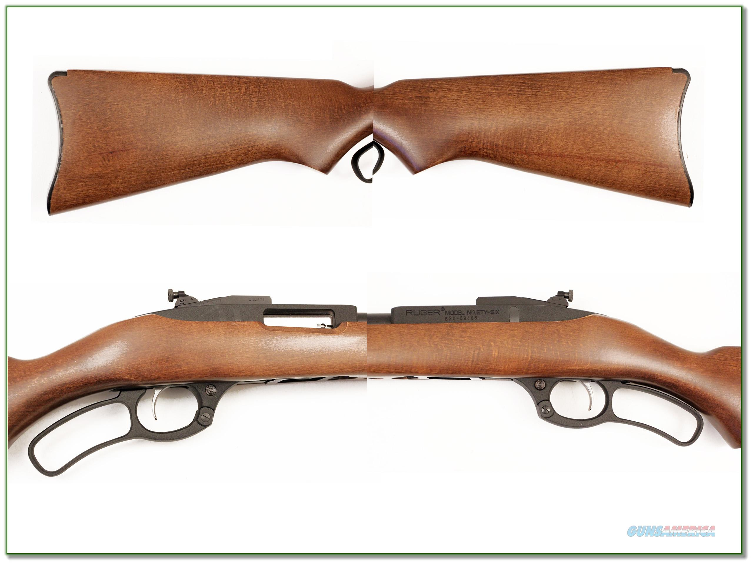 Magnum Insurance Near Me >> Ruger Model 96 22 Magnum Collector Condition 3 ... for sale