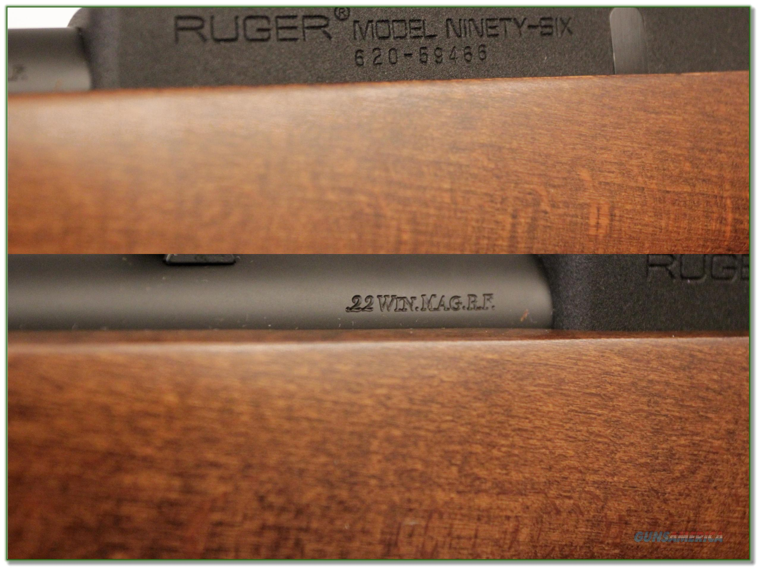 Ruger Model 96 22 Magnum Collector Condition 3 ... for sale