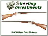 Ithaca Flues 20 Gauge 28in nice!