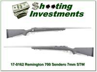 Remington 700 Sendero 7mm STW 26in Stainless Fluted