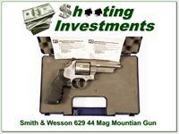 Smith & Wesson 629-4 4in 44 Mag Mountain Gun as new in case