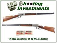 Winchester 1894 made in 1924 in 32 Special all original 26in oct