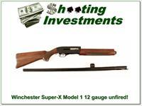 Winchester Super-X Super X Model 1 looks unfired!
