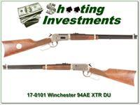 Winchester 94 94AE XTR 30-30 Duck Unlimited as new