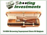 Browning Superposed Diana Grade Trap in case