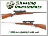 Remington 30-S Express 1906 30 Caliber Springfield (30-06)