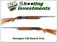 Remington 1100 Skeet B 12 Gauge Exc Cond!