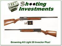 Browning A5 Light 20 26in Invector Plus!