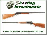 Harrington & Richardson Topper Model 58 12 Ga 3in 28in Mod