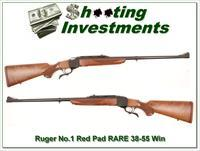 Ruger No. 1 RARE .38-55 38-55 Winchester MINT!