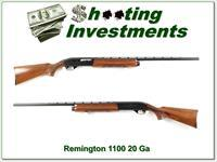 Remington 1100 20 Ga 28in Vent Rib Modified