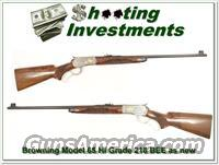 Browning Model 65 High Grade 218 Bee as new!